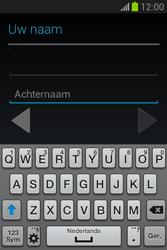 Samsung S6790 Galaxy Fame Lite - apps - account instellen - stap 6