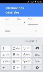 Samsung G389 Galaxy Xcover 3 VE - Applications - Créer un compte - Étape 11