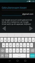 Huawei Ascend G7 - apps - account instellen - stap 7