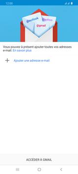 Samsung Galaxy S20 Ultra - E-mails - Ajouter ou modifier votre compte Yahoo - Étape 6