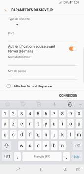Samsung Galaxy S9 Plus - E-mails - Ajouter ou modifier un compte e-mail - Étape 13