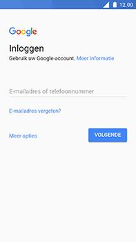 Nokia 6 - Applicaties - Account aanmaken - Stap 4