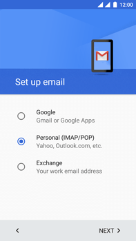 OnePlus 3 - E-mail - Manual configuration (outlook) - Step 8
