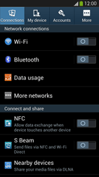Samsung Galaxy S 4 LTE - Network - Manual network selection - Step 4