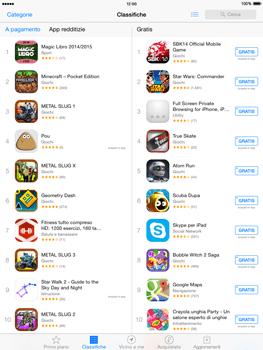 Apple iPad mini iOS 8 - Applicazioni - Installazione delle applicazioni - Fase 8