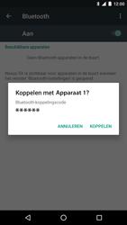 LG Google Nexus 5X H791F - Bluetooth - Koppelen met ander apparaat - Stap 7