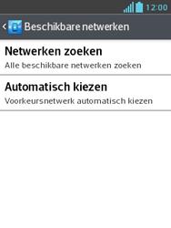LG E430 Optimus L3 II - netwerk en bereik - gebruik in binnen- en buitenland - stap 7