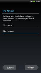 HTC S720e One X - Apps - Konto anlegen und einrichten - Schritt 5