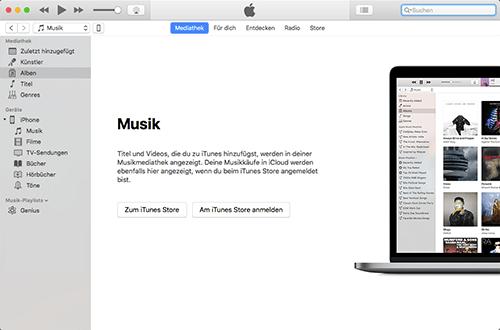 Apple iPhone 3GS - Software - Sicherungskopie Ihrer Daten erstellen - 0 / 0