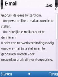 Nokia C5-00 - E-mail - Handmatig instellen - Stap 6