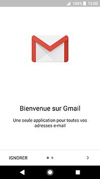 Sony Xperia XA2 Ultra - E-mail - Configuration manuelle (gmail) - Étape 5
