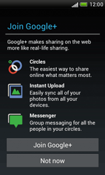 HTC Desire X - Applications - Setting up the application store - Step 11