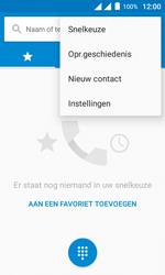 Alcatel Pixi 4 (4) - Voicemail - Handmatig instellen - Stap 5