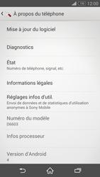 Sony Xperia Z3 Compact - Logiciels - Installation de mises à jour - Étape 6