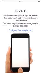 Apple iPhone 6 iOS 8 - Premiers pas - Créer un compte - Étape 35