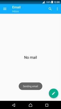 Sony Xperia Z5 Premium (E6853) - Android Nougat - E-mail - Sending emails - Step 16