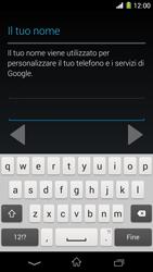 Sony Xperia Z1 - Applicazioni - Configurazione del negozio applicazioni - Fase 6