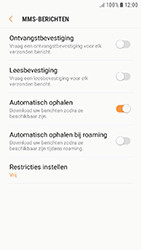 Samsung Galaxy J5 (2017) - MMS - probleem met ontvangen - Stap 10