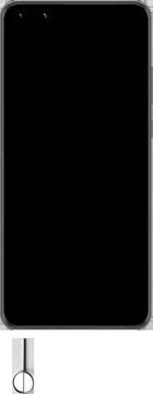 Huawei P40 Pro - Premiers pas - Insérer la carte SIM - Étape 2