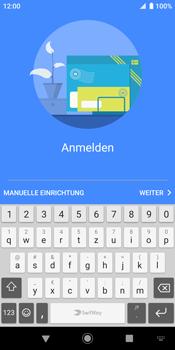 Sony Xperia XZ2 - Android Pie - E-Mail - Konto einrichten - Schritt 9