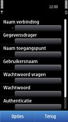 Nokia N8-00 - internet - handmatig instellen - stap 15
