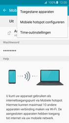 Samsung Galaxy S5 Neo (SM-G903F) - WiFi - Mobiele hotspot instellen - Stap 7