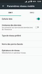 Acer Liquid Z6 Dual SIM - Internet - désactivation du roaming de données - Étape 8