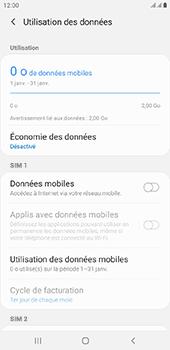 Samsung Galaxy J4 Plus - Internet - activer ou désactiver - Étape 7