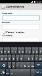 Huawei Ascend Y530 - E-Mail - Konto einrichten - 8 / 23