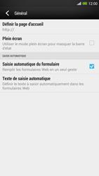 HTC One Max - Internet - configuration manuelle - Étape 24