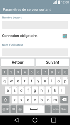 LG Spirit 4G - E-mail - configuration manuelle - Étape 15