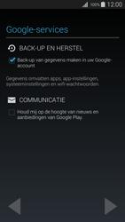 Samsung I9195i Galaxy S4 mini VE - Applicaties - Account aanmaken - Stap 12