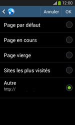 Samsung Galaxy Ace III - Internet et roaming de données - Configuration manuelle - Étape 26