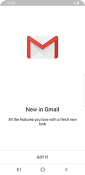 Samsung Galaxy S9 - Android Pie - E-mail - 032a. Email wizard - Gmail - Step 4