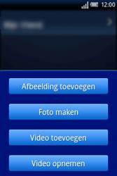 Sony Ericsson Xperia X8 - MMS - hoe te versturen - Stap 7