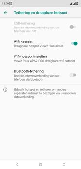 Wiko View 2 Plus - Internet - mijn data verbinding delen - Stap 10
