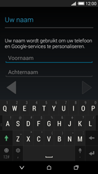 HTC Desire 620 - apps - account instellen - stap 5