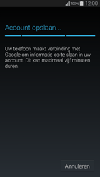 Samsung G850F Galaxy Alpha - Applicaties - Account instellen - Stap 15