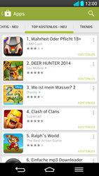 LG G2 - Apps - Herunterladen - Schritt 11