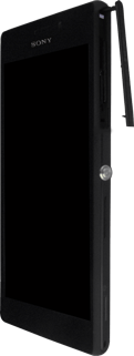 Sony Xperia M2 - SIM-Karte - Einlegen - 1 / 1