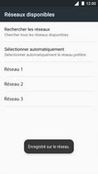 Nokia 3 - Réseau - Sélection manuelle du réseau - Étape 11