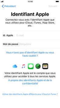 Apple iPhone 8 Plus - Premiers pas - Créer un compte - Étape 17