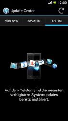 Sony Xperia J - Software - Installieren von Software-Updates - Schritt 8