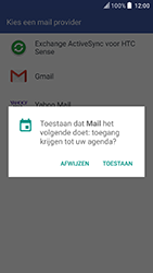 HTC U Play - E-mail - Handmatig Instellen - Stap 6