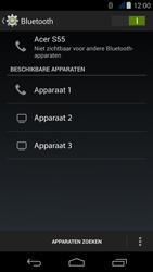 Acer Liquid Jade - Bluetooth - verbinden met ander Bluetooth apparaat - Stap 6