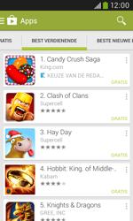 Samsung S7580 Galaxy Trend Plus - apps - app store gebruiken - stap 10