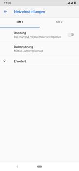 Nokia 7.2 - Netzwerk - Manuelle Netzwerkwahl - Schritt 6