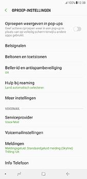 Samsung Galaxy J6 Plus - sms - handmatig instellen - stap 7