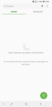 Samsung Galaxy A9 (2018) - voicemail - handmatig instellen - stap 4