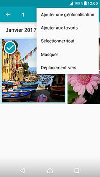 Sony Xperia XA1 Ultra - Photos, vidéos, musique - Envoyer une photo via Bluetooth - Étape 10